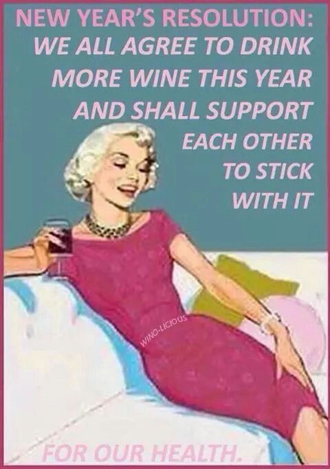 This is one resolution I could keep!! ;)