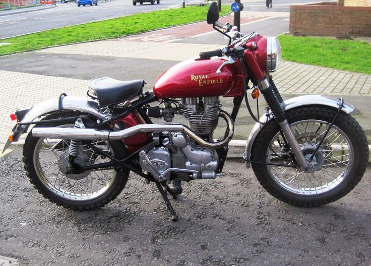 Used Royal Enfield Trials EFI 350 SPORTS 2000 (W) Motorcycle For Sale in Darlington, 6400013
