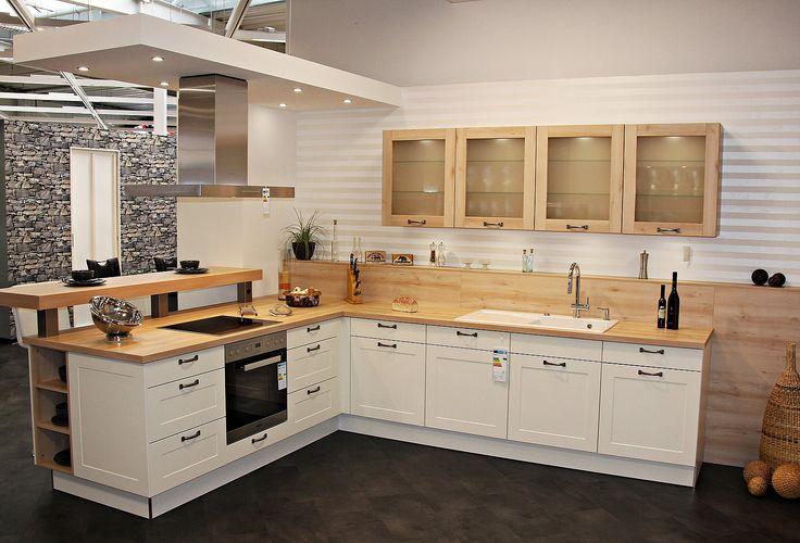 Trend einbauküche anzere weiss küchen quelle ideen für die küche pinterest kitchens decorating and interiors