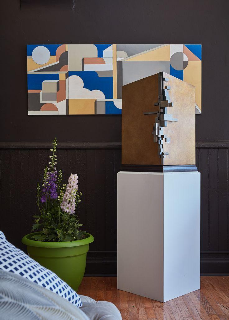 Andrey Kozakov Cabinet + Painting