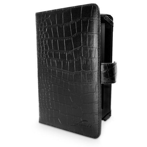 Midnight Crocodile Elite Case for Kindle Fire by Boxwave by Boxwave. Save 73 Off!. $15.95. Protect your Kindle Fire with style in this modern case. Its low-impact design is easy to carry and slim enough to store in your purse or bag. With a magnetic snap closure on its synthetic leather cover and soft suede lining to cushion your device, the Stealth Fiber Elite Case will protect your Amazon Kindle Fire from accidental drops and scratches.