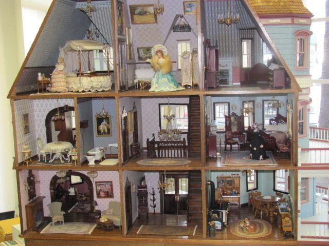 Queen Anne Miniature Dollhouse Queen Anne Chandeliers