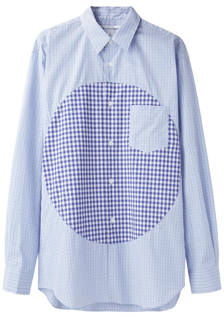 Comme des Garçons Shirt Man / Patch Shirt | La Garçonne