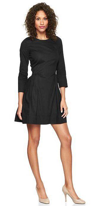 Pin for Later: Cette robe Gap nous a conquises ! Son prix aussi !