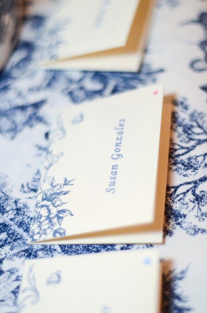 バロック調でステキ♡結婚式の青でエレガントな席次表まとめ一覧♡