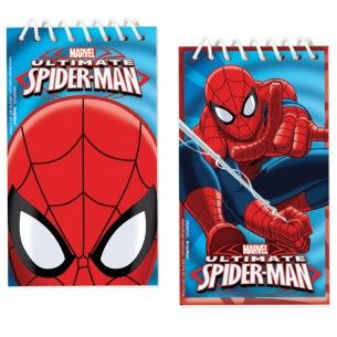 Ultimate Spiderman Notepads