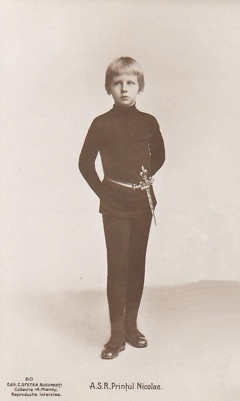 Prince Nicolae of Romania