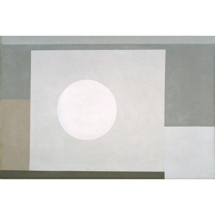 Ben Nicholson: Painting