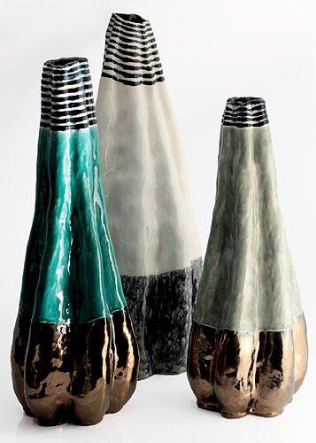 2010-2012 Martine Jackson Anemone pots