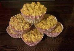 Ovesné muffiny, vypadaji blbe, ale recenze maji dobre