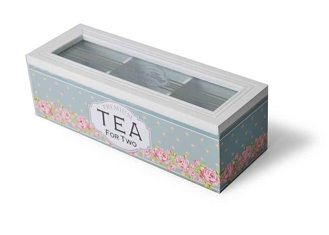 Krabička na čaj