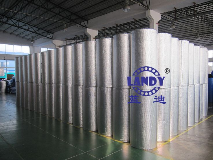 Landy (Guangzhou) Plastic Products Co., Ltd.  Website: www.landyinsulations.com We are a professional manufacturer of foil insulation for 17 years, and specialized in Foil Insulation, thermal pallet cover, container liner, insulated box liner, XPE foam insulation and EPE foam insulation ect.