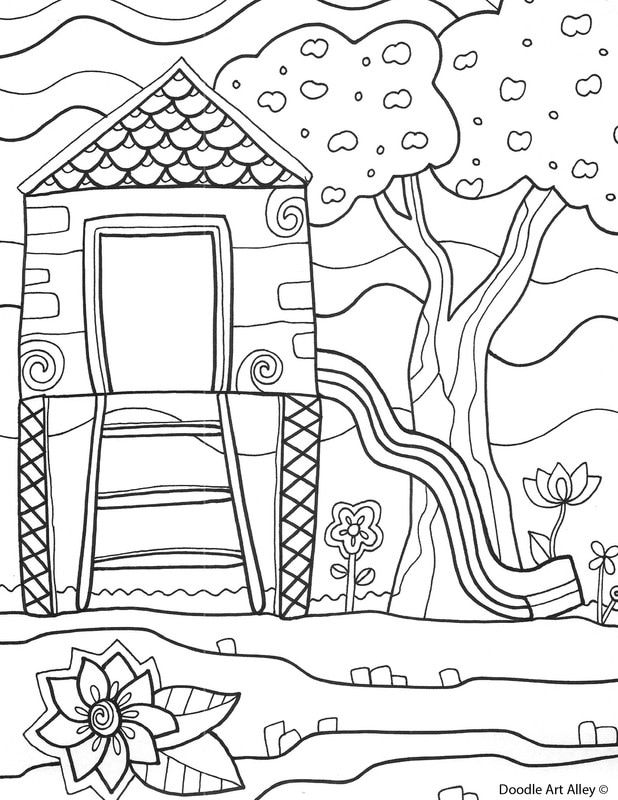 165 best Summer Coloring pages images on Pinterest ...