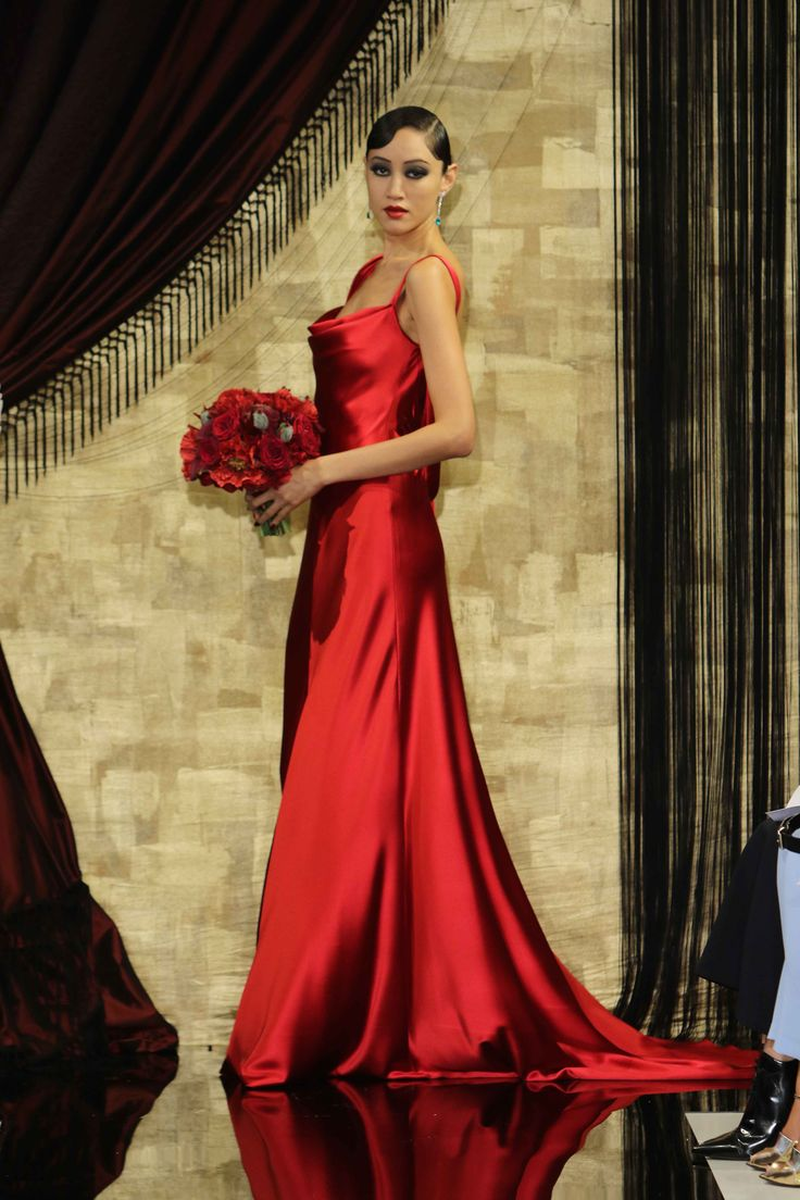 1920s inspired wedding dresses from theia fall 2016 red for 1920s inspired wedding dresses
