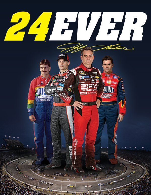 Jeff Gordon                                                                                                                                                                                 More