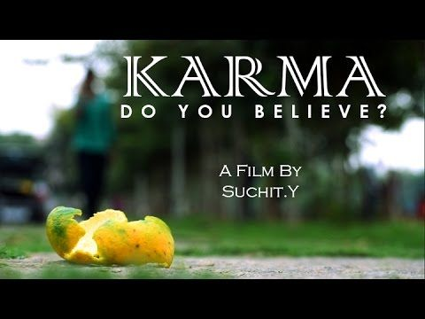 Karma do you believe? | Latest Telugu comedy short film w/ subtitles 2016 | HD.Every action on this planet is a result of some other action happening elsewhere. The whole world is interlinked. Every man is destined to his own actions. So,Karma also known as the cause & effect theory is the result of his own actions. What you get is what you give :)