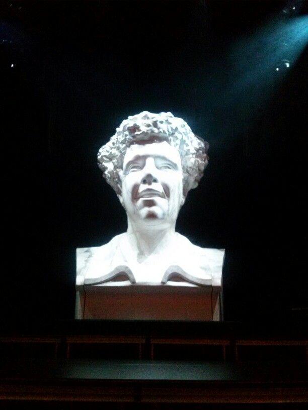 Jochem Myjer, Circustheater Scheveningen. Mijn eigen foto. 29-09-2014.