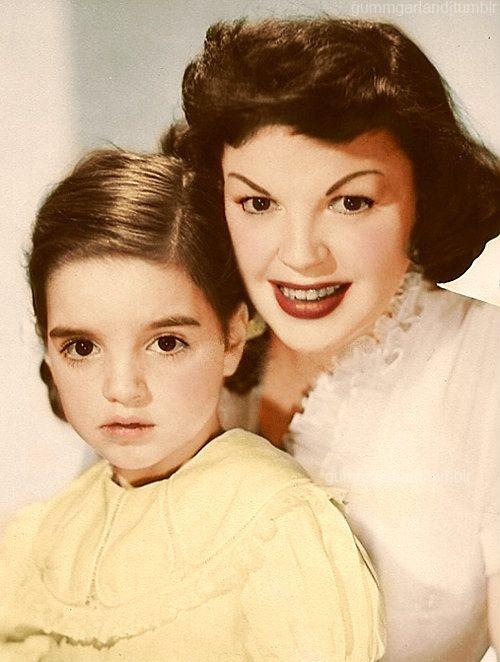 Judy Garland Liza Minnelli
