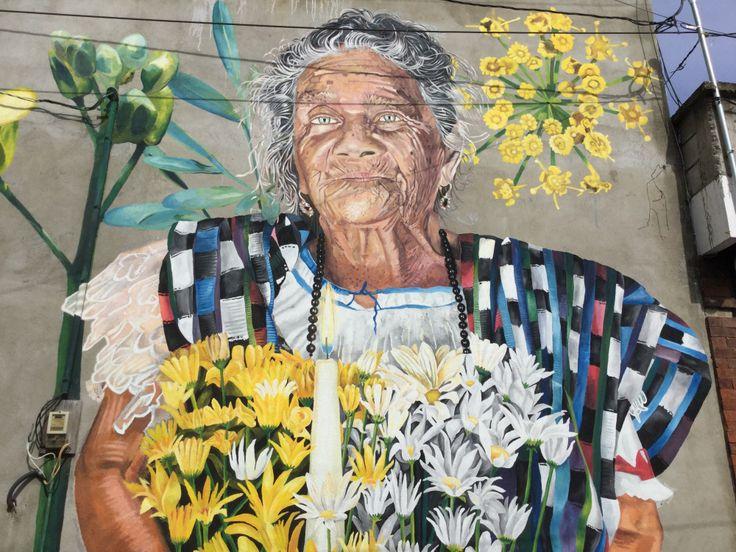 Mural, Guatemala