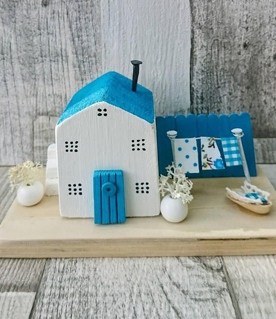 Check out this item in my Etsy shop https://www.etsy.com/uk/listing/543742006/beach-house-driftwood-art-wood-house