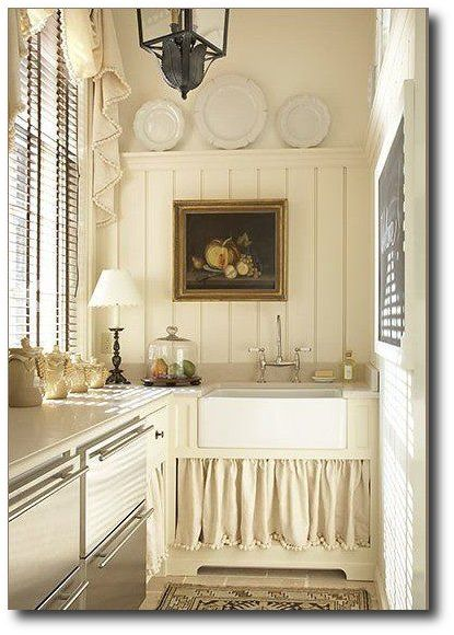 Butler's Sinks Designed by Jackye Lanham