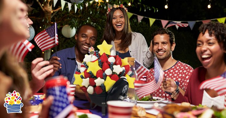 Patriotic Gifts and Festive Entertaining Centerpieces