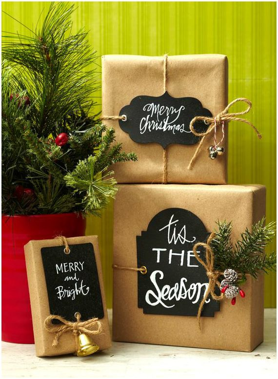 christmas gift packaging ideas