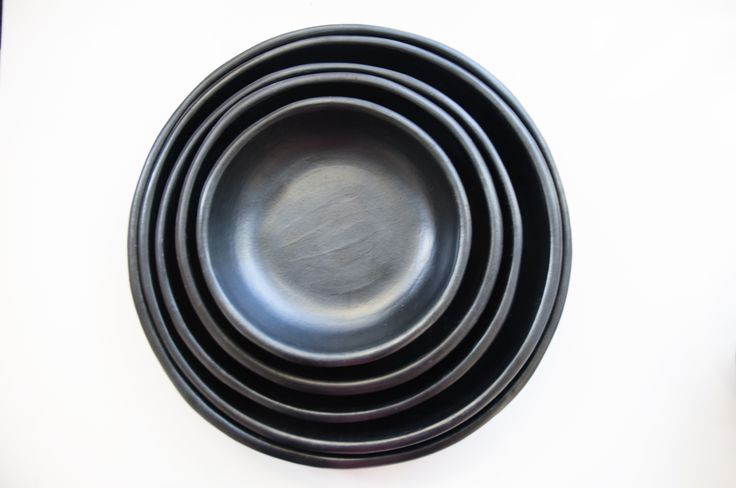 Chamba plates in five different sizes