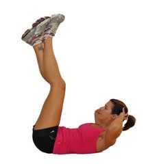How to get a flat, toned belly