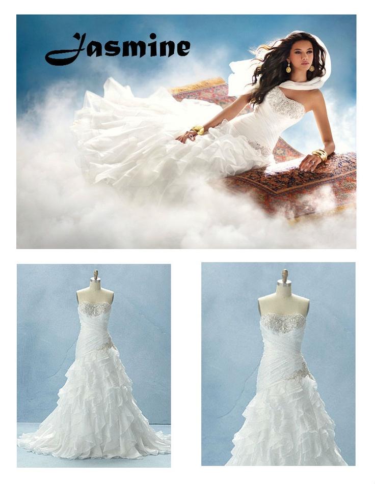 154 best Trouwjurken images on Pinterest | Gown wedding, Wedding ...