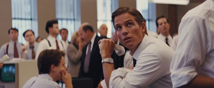 Ward Horton in The Wolf of Wall Street
