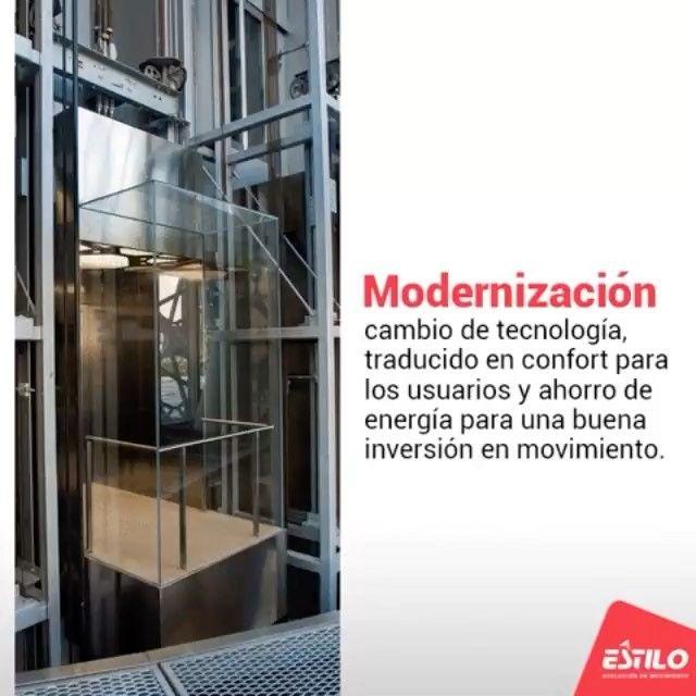 Utilizamos componentes de última generación compatibles con el sistema que utiliza su edificación. @estiloinge su aliado en #remodelación estética y actualización tecnológica. #EstiloIngeniería #tecnología