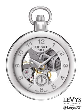 T853_405_19_412_00- POCKET MECHANICAL SKELETON #Tissot #TPocket