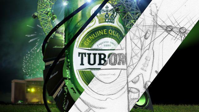 Tuborg Rebrand 2010 Breakdown