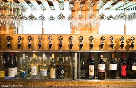 Kingfisher Restaurant & Wine Bar//Leavenworth WA //Tap