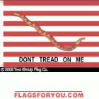 First Navy Jack Flag 3x5