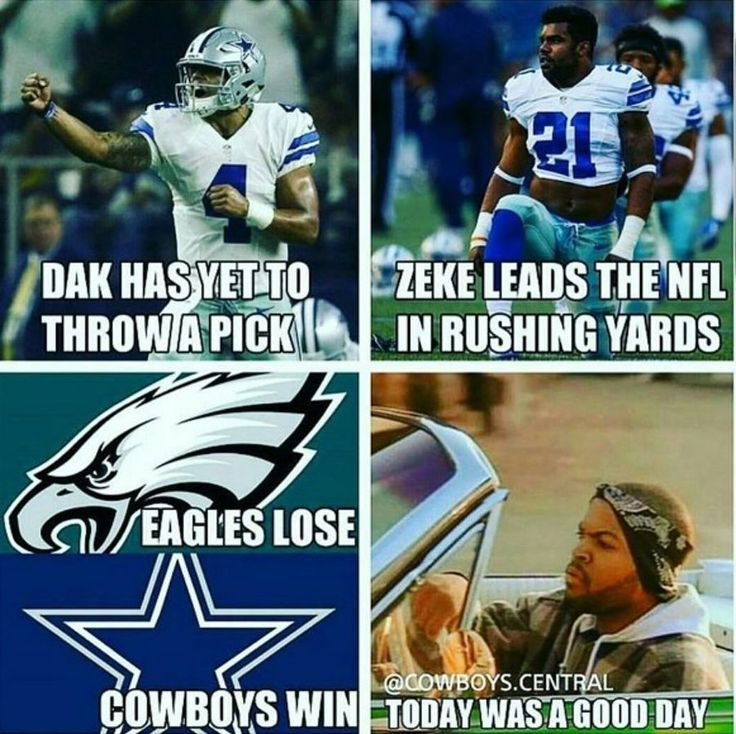 The Dallas Cowboys beat the Cincinnati Bengals on Sunday and the Internet did not disappoint. Some of the memes we found:Make your own meme with...