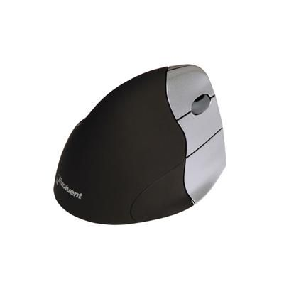 Evoluent Right-Handed Vertical Mouse 3 Wireless. The Evoluent™ VerticalMouse™ 3 Wireless shares the same benefits as the wired version, including a comfortable, ergonomic design that helps many users relieve wrist and arm pain. The wireless model also has the added freedom from wires and can be used with a greater scope of motion.
