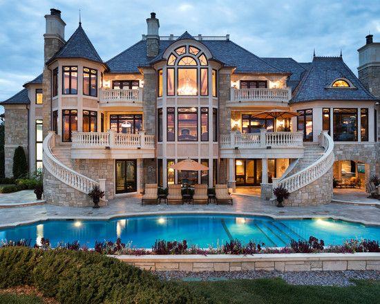 gorgeous backyard