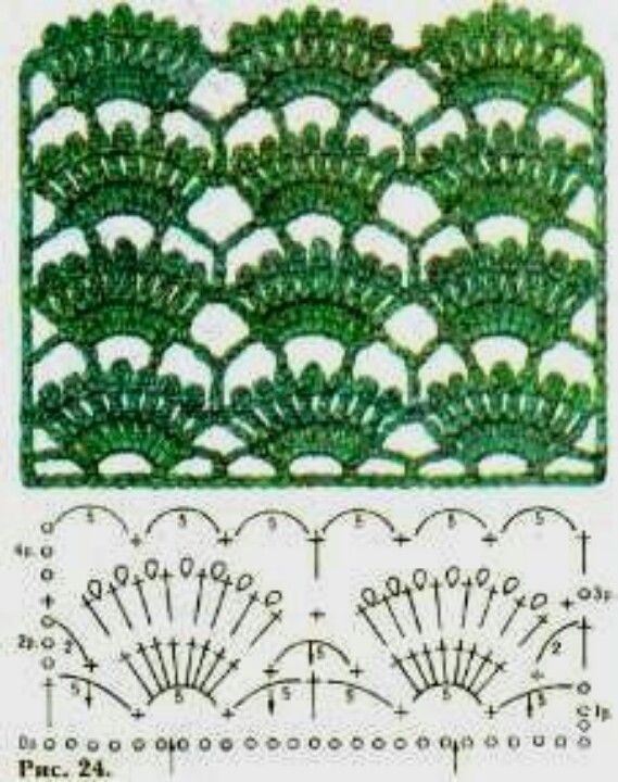Motif éventail... M.Taylor: I think this would make a nice fill in stitch for hand embroidery?