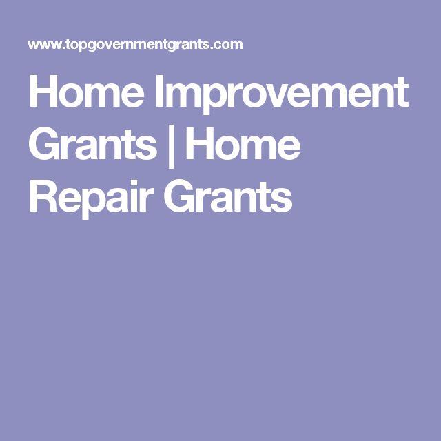 Home Improvement Grants | Home Repair Grants