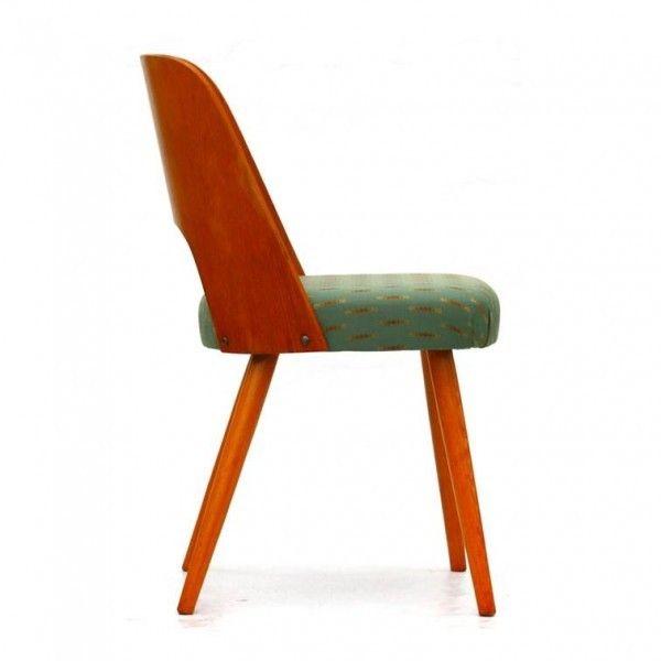 Located using retrostart.com > Dinner Chair by Oswald Haerdtl for Ton Czechoslovakia
