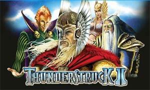 Thunderstruck Online Slot