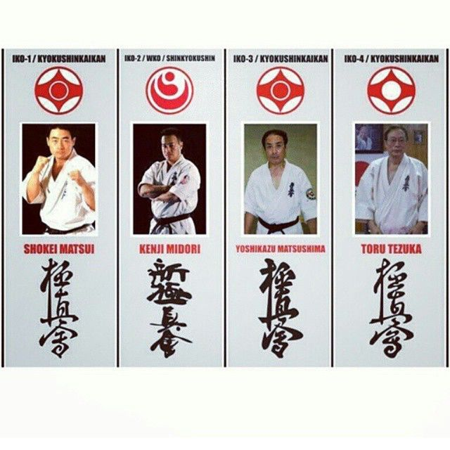 All boss of kyokushin kai karate of world #iran #kancho #kyokushin #karate…