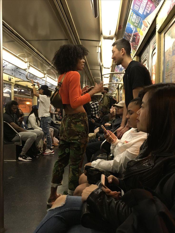 Subway de Nueva York!