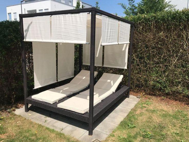 Outdoor Himmelbett Sonnenliege » Gartenmöbel aus München Schwabing-Freimann