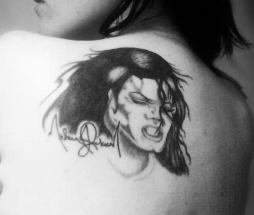 15 of the Worst Bad Michael Jackson Tattoos!