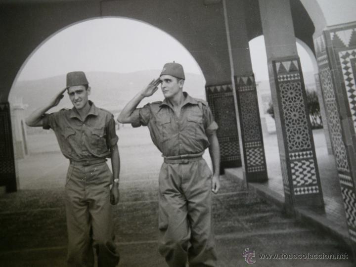 Fotografía sargento Tiradores de Ifni. Sidi Ifni - Foto 1