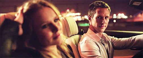 Chapter 10: Oh the Angst! Yes, please — more of this. Who picks someone named Piz over this? Not our girl Veronica, that's for sure. The History of Veronica Mars and Logan Echolls' Epic Relationship in GIFs - Beyond the Tube - Zimbio