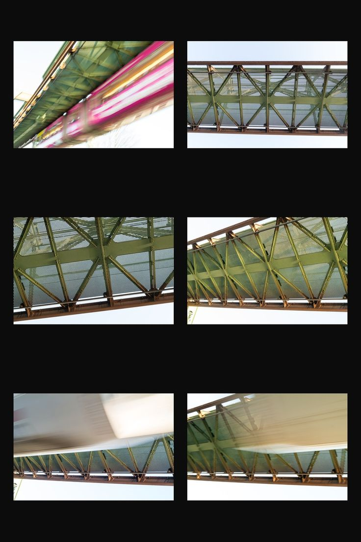Montage Fotosequenz, 216 MP.